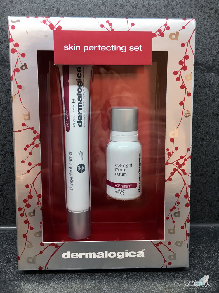 Skin Perfection Set Perfect Primer 22ml Overnight Repair Serum 15ml